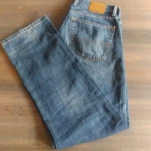 Lucky Brand Men's straight leg jeans 2350